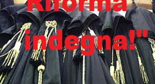 Giovani Avvocati in rivolta: firma on line contro una riforma indegna [Petizione]